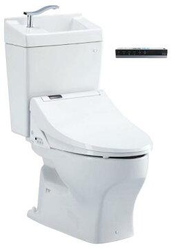 【SC8050-SGB ST6015-0EK JCS-951DRA 】Janis ココクリン III α 3 (専用温水洗浄便座セット) セパレート 床排水200mm 手洗なし【ジャニス/Janis】※写真は手洗いありです。