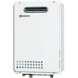 ノーリツ10号ガス給湯器給湯専用屋外壁掛形(PS標準設置形)GQ-1037W