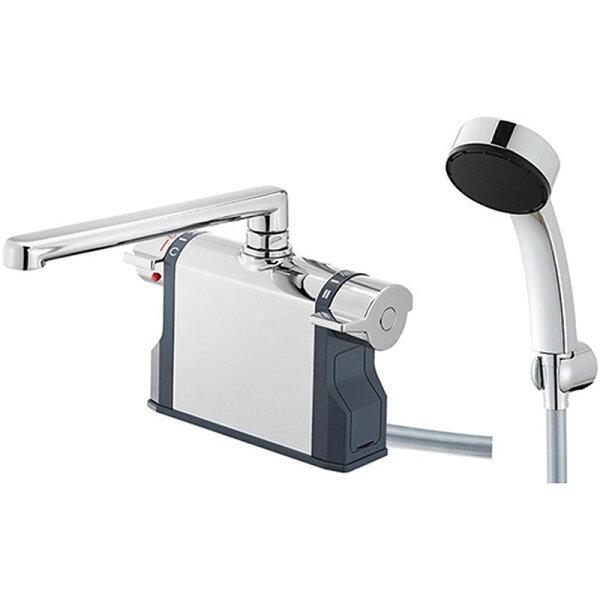 三栄水栓サーモデッキ混合栓SK7810-S9L20浴室可変ピッチ:85mm.102mm.120mm浴室シャワー水栓水栓蛇口浴室水