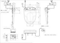 【送料無料】TOTOTCF4831AK/AM/AF(TCF4831+TCA220/TCA221/TCA222)アプリコットF3最上位機種フル装備温水洗浄便座シャワートイレをお探しの方に交換も簡単【fs04gm】