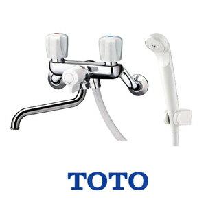 ◇  TOTOTMS25C2ハンドル浴室用シャワー水栓一時止水無逆止弁付節水タイプ P-21