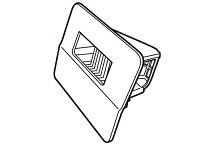 パナソニック 洗濯機 乾燥フィルター(コモンブラック)AXW2XG7TE0