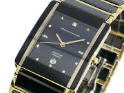 天然ダイヤセラミッククォーツ時計