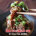 送料無料国産牛スジ煮込み3食セット180gパック×3食【02P05Nov16】