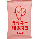 くすりの勉強堂 アネックスで買える「三真 ラッキー明太マヨ 40g」の画像です。価格は105円になります。