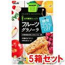バランスアップ フルーツグラノーラ 糖質25%オフ(3枚×5袋) ×5箱セット_ その1