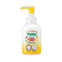 うがい薬 フルーツ味 ポンプ 150ml/ママはぐ/うがい液/お口・のどの消毒・殺菌に。大容量ポンプ...