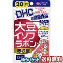 DHC 20日分 大豆イソフラボン吸収型 40粒 メール便送料無料