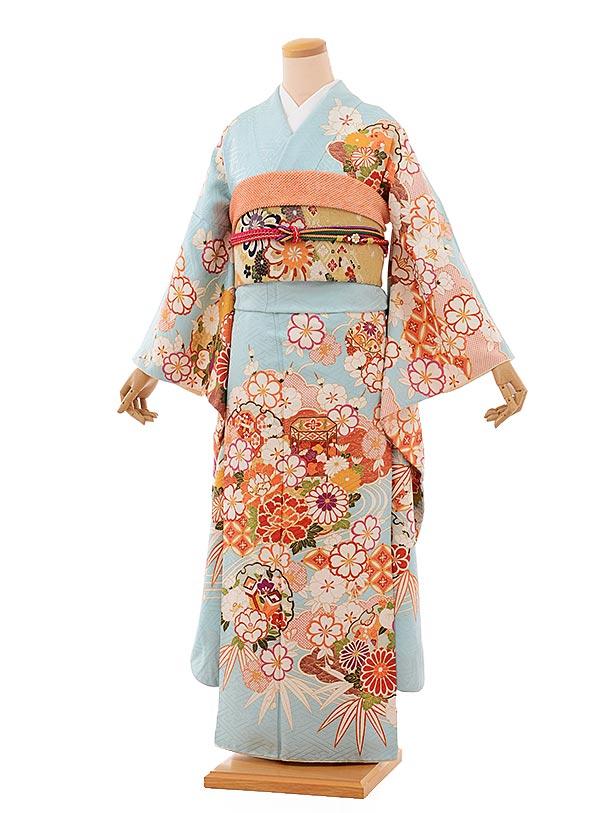 【レンタル】振袖レンタル 663fy16REN07