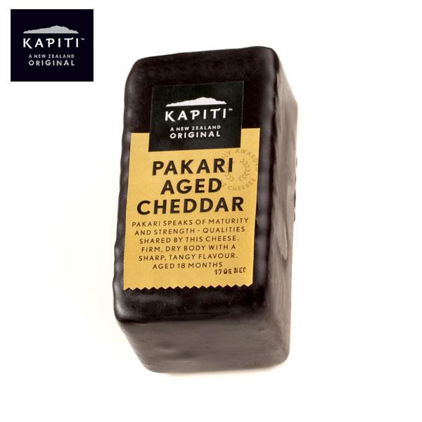 KAPITI(カピティ)『PakariAgedCheddarCheese(パカリエイジドチェダーチーズ)』
