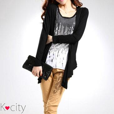 薄手 ニット カーディガン カーデ 羽織り アウター レディース ボレロ カーディガン薄手 韓国 ファッション