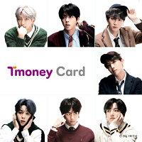 【数量限定】防弾少年団(BTSXCU)公式グッズ/レンチキュラーBTST-moneyカード/K-POP/(韓国ソウル地下鉄バース旅行)