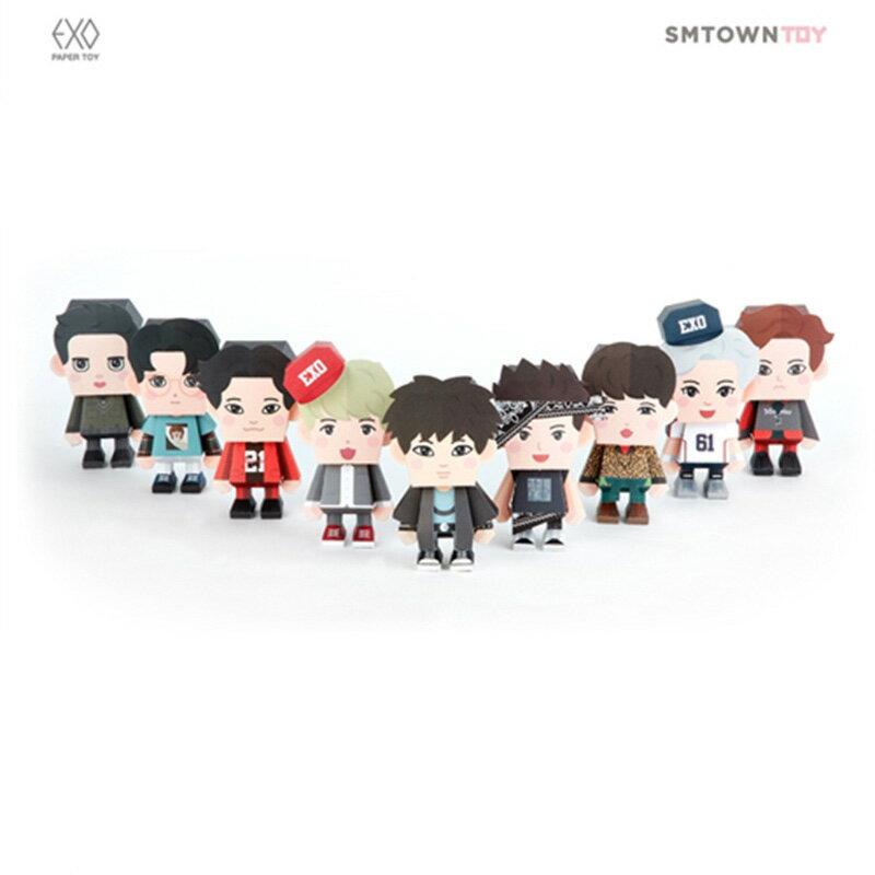 コレクション, その他 EXO PAPER TOY 5TH Anniversary ( SM )