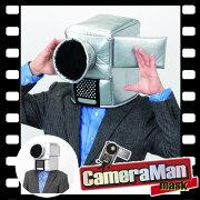 カメラマン キャップ イベント パトランプマン