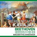 【ポイント5倍】ベートーヴェン 7番 8番 ヘルベルト・フォン・カラヤン CD