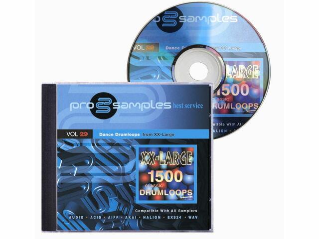 DAW・DTM・レコーダー, オーディオインターフェイス BEST SERVICE PS29 DANCE DRUMLOOPS