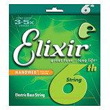 【ベース弦】《エリクサー》Elixir #15332 / NANOWEB ナノウェブ .032 Medium C (32)《6弦ベー...