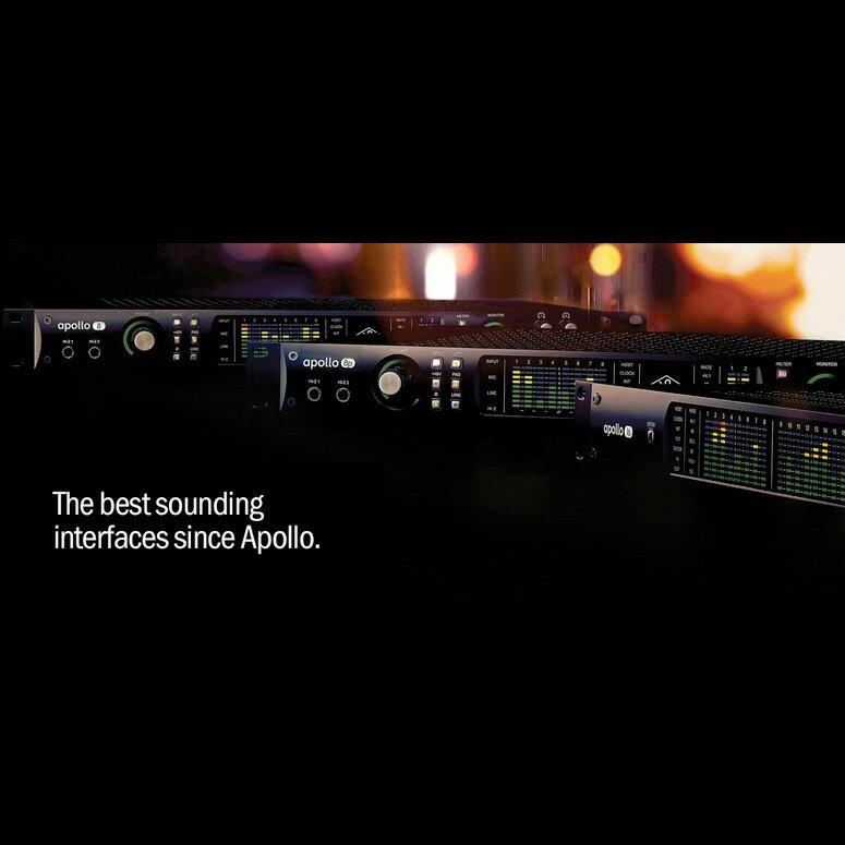 DAW・DTM・レコーダー, オーディオインターフェイス Universal Audio Apollo 16
