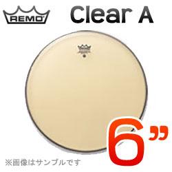 ドラム, ドラムヘッド REMO Clear A() 6(15cm) C-6TA