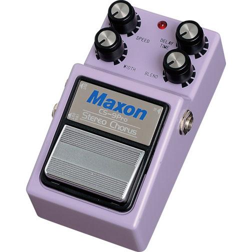 ギター用アクセサリー・パーツ, エフェクター Maxon CS9Pro Stereo Chorus
