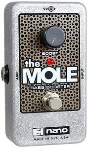 便利なベースブースターElectro Harmonix The Mole【便利な低域ブースター】
