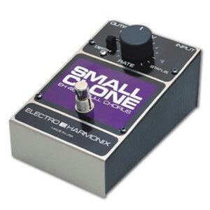 様々な音楽にもマッチする澄み渡るコーラスElectro Harmonix Small Clone スモール・クローン ...