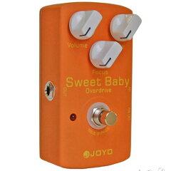 明るくクリアなローゲインオーバードライブ!JOYO / Sweet Baby Overdrive《オーバードライブペ...