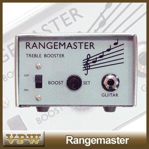 あの銘機のサウンドを寸分違わず復刻!VPW RangeMaster Treble Booster ブースター 【エフェク...