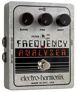 �ڥ��ե�������/��󥰥⥸��졼�����ۡԥ��쥯�ȥ�ϡ���˥�����Electro Harmonix Frequency...