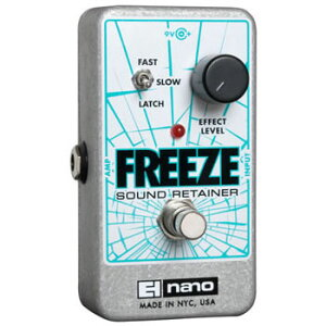 �ڥ��ե��������ۡԥ��쥯�ȥ�ϡ���˥�����Electro Harmonix Freeze �ԥ��ե�������/�������...