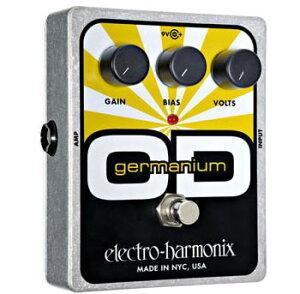 【エフェクター】《エレクトロハーモニクス》Electro Harmonix Germanium OD 《エフェクター/オ...