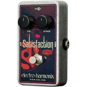 【エフェクター】《エレクトロハーモニクス》Electro Harmonix Satisfaction 《エフェクター/フ...