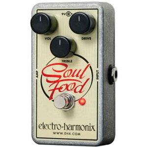 【エフェクター】《エレクトロハーモニクス》Electro Harmonix Soul Food 《エフェクター/オー...