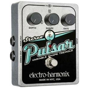 【エフェクター】《エレクトロハーモニクス》Electro Harmonix Stereo Pulsar 《エフェクター/...