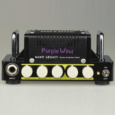 【超小型ヘッドアンプ】《ホットトーン》HOTONE NANO LEGACY Purple Wind 《超小型ヘッドアンプ...