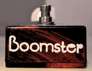 JampedalsBoomster[BM]《エフェクター/ブースター》【送料無料】