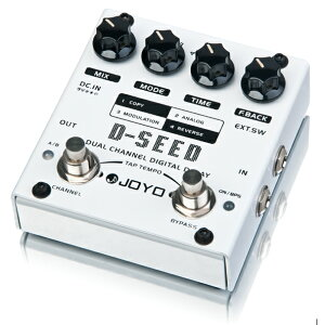 【エフェクター】《ジョーヨー》JOYO D-SEED 《エフェクター/ディレイ》【送料無料】