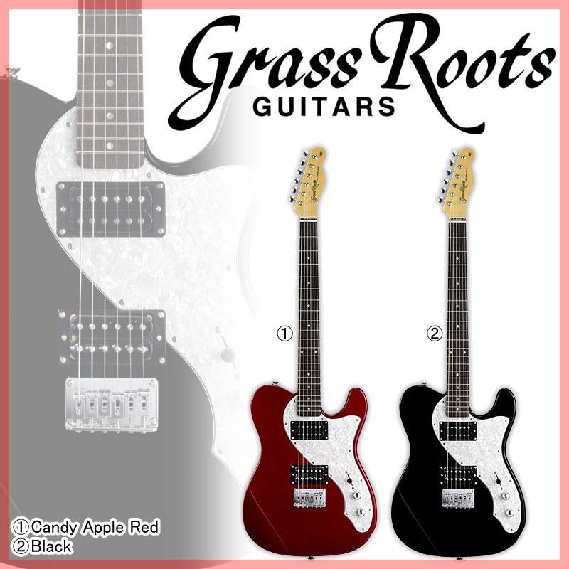 ギター, エレキギター Grass Roots G-TE-45RH