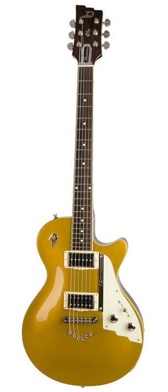 ギター, エレキギター Duesenberg 49er D49-GT (Gold Top)