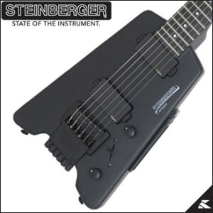 【エレキギター】≪スタインバーガー≫Steinberger Synapse SS-2F (Plain Black)【送料無料】【...