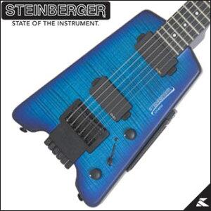 【エレキギター】≪スタインバーガー≫Steinberger Synapse SS-2F Custom (Trans Blue)【送料無...