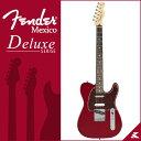 【エレキギター】≪フェンダーメキシコ≫Fender Mexico Deluxe Nashville Telecaster (Candy Ap...