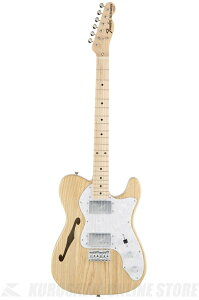 Fender[No.5252000321]JapanExclusiveSeries/Classic70sTeleThinline(Natural/MapleFingerboard)《エレキギター》【送料無料】