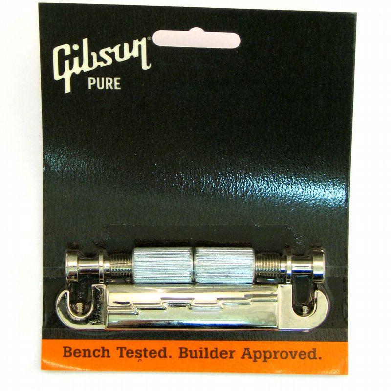 Gibson Gear Lightening Bar Wraparound Compensating Bridge [PTTP-070] 《パーツ・アクセサリー/ テイルピース 》【ギブソン純正】