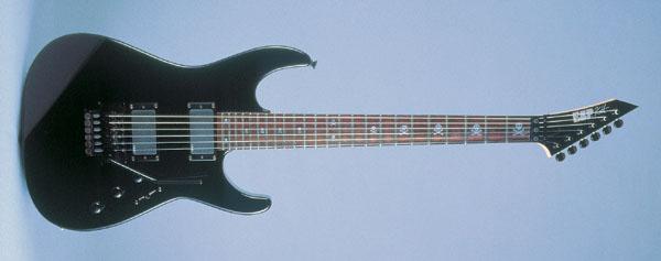 ESP KH-2 NECK-THRU