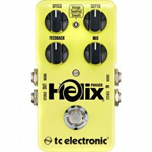 【エフェクター】《TCエレクトロニック》TC Electronic Helix Phaser 《エフェクター/フェイザ...