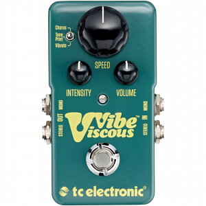 �ڥ��ե��������ۡ�TC���쥯�ȥ�˥å���TC Electronic Viscous Vibe �ԥ��ե�������/�����֥�...