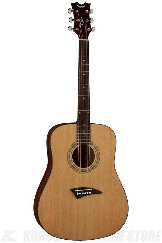 ギター, アコースティックギター DEAN Tradition AK48 - Gloss Natural wCase AK48 GN