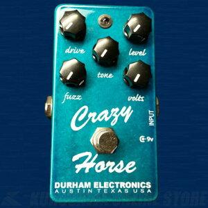 DurhamElectronicsCrazyHorse《エフェクター/ディストーション/ファズ》【送料無料】