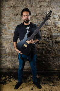 IbanezJBM27〔Periphery/JakeBowen〕《エレキギター/7弦ギター》[JBM27]【送料無料】【2月発売・ご予約受付中】